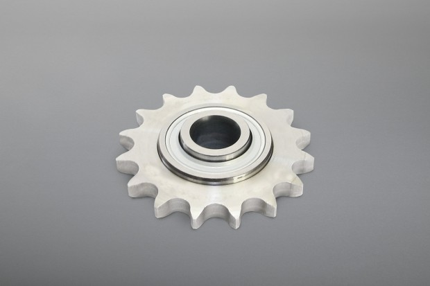 Idler Sprocket with Ball Bearings