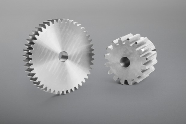 Spur Gears Milled Straight