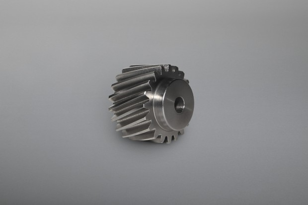Spur Gears Milled Helical